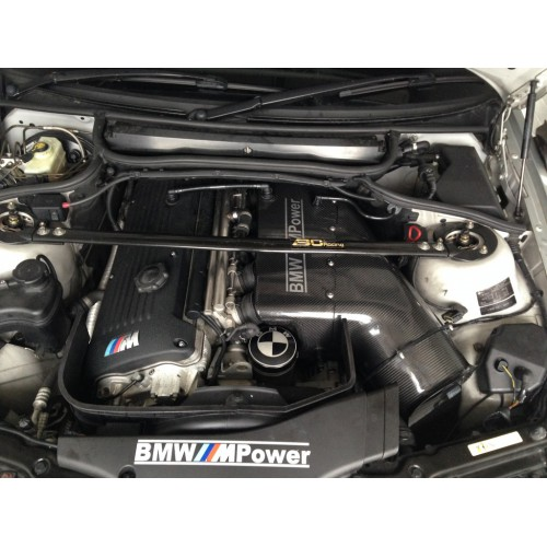 Boite à air carbone type CSL Karbonius BMW M3 E46