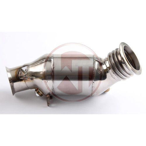 Downpipe Wagner avec catalyseur BMW M135i F20/F21 avant 06/2013