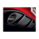 Diffuseur carbone Akrapovic VW Golf VII GTI