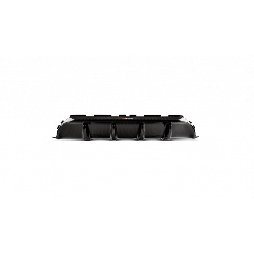 Diffuseur carbone Akrapovic finition brillant BMW M5 F90