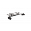Slip On titane Akrapovic BMW 340i F30 OPF/GPF