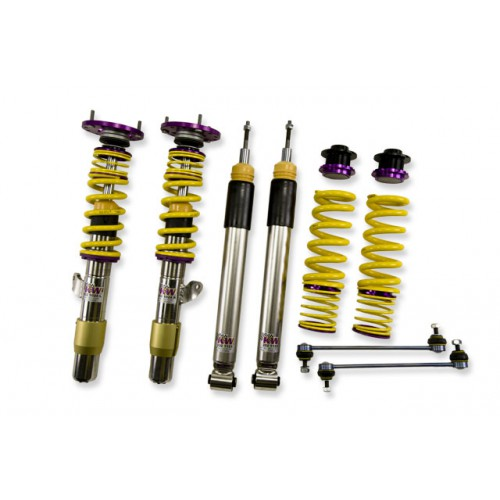 Kit combinés filetés KW Clubsport 3 voies BMW 1M E82