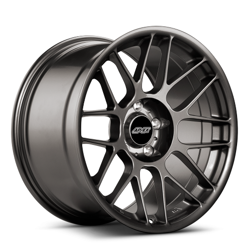 "Jante APEX ARC-8 9.5x18"" ET22 Anthracite BMW M3 E46"