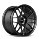 "Jante APEX ARC-8 10x18"" ET25 Satin Black BMW M3 E46"