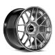 "Jante APEX ARC-8 10x18"" ET25 Hyper Black BMW M3 E46"