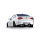Slip On Akrapovic titane BMW M3 E92