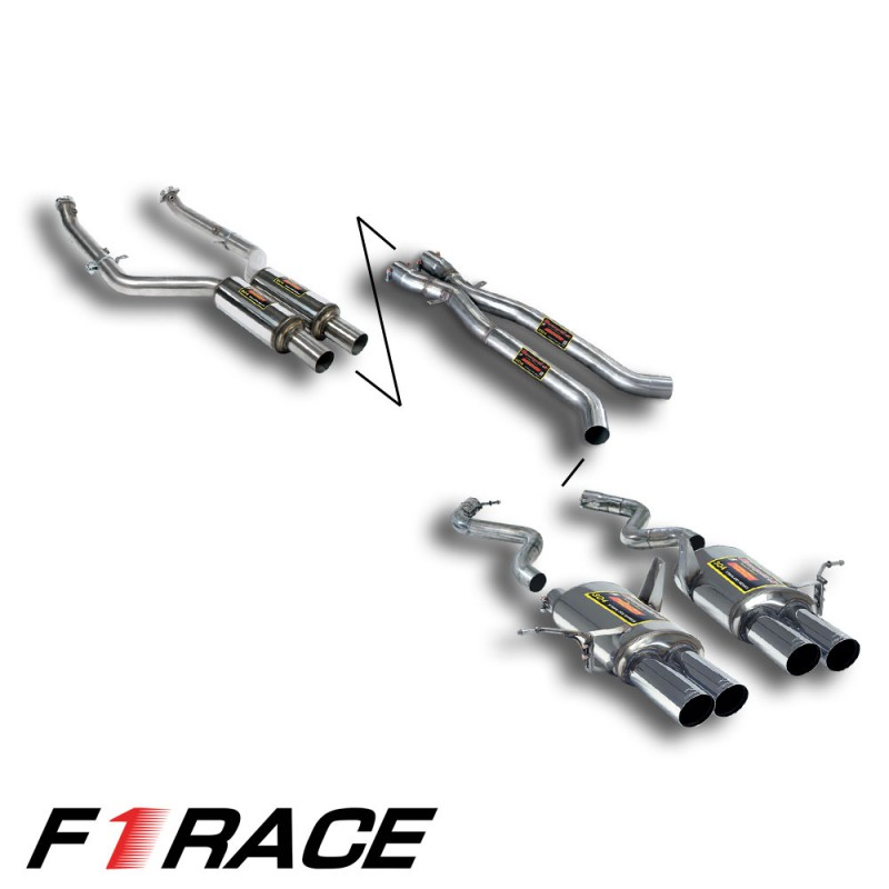 Pack Performance F1 Race Supersprint BMW M3 E92